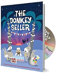 Donkey Seller, The - By Carrie Richardson and Clare Jones