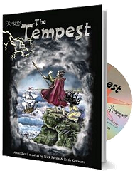 Tempest, The - By Nick Perrin and Ruth Kenward Cover
