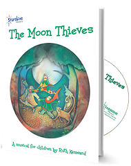 Moon Thieves, The - By Ruth Kenward Cover