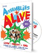 Assemblies Alive - Key Stage 2 Cover