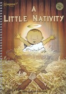 A Little Nativity (Director's Pack/CD) - By John and Ruth Kenward
