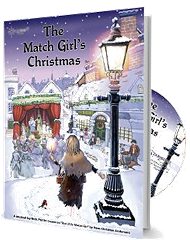 Match Girl's Christmas, The - By Nick Perrin Cover