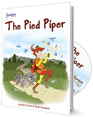 Pied Piper, The - By Ruth Kenward and Nick Perrin