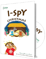 I-SPY Christmas - By John and Ruth Kenward Cover