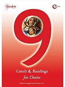 9 Carols and Readings for Choirs - Songbook With CD