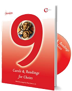 9 Carols and Readings for Choirs - Carol Concert Package Cover