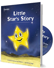 Little Star's Story - By Nairne Page Cover