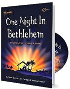 One Night In Bethlehem - The Christmas Story in Nine Songs and Readings Cover
