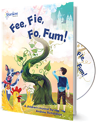 Fee, Fie, Fo, Fum! - By Andrew Richardson Cover