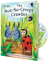 Not-So-Creepy Crawlies, The - By Ruth Holyoake and Ruth Kenward