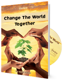 Change The World Together - By Sarah Baker