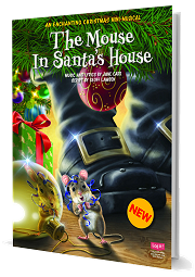 Mouse In Santa's House, The - By Jane Carr and Geoff Lawson
