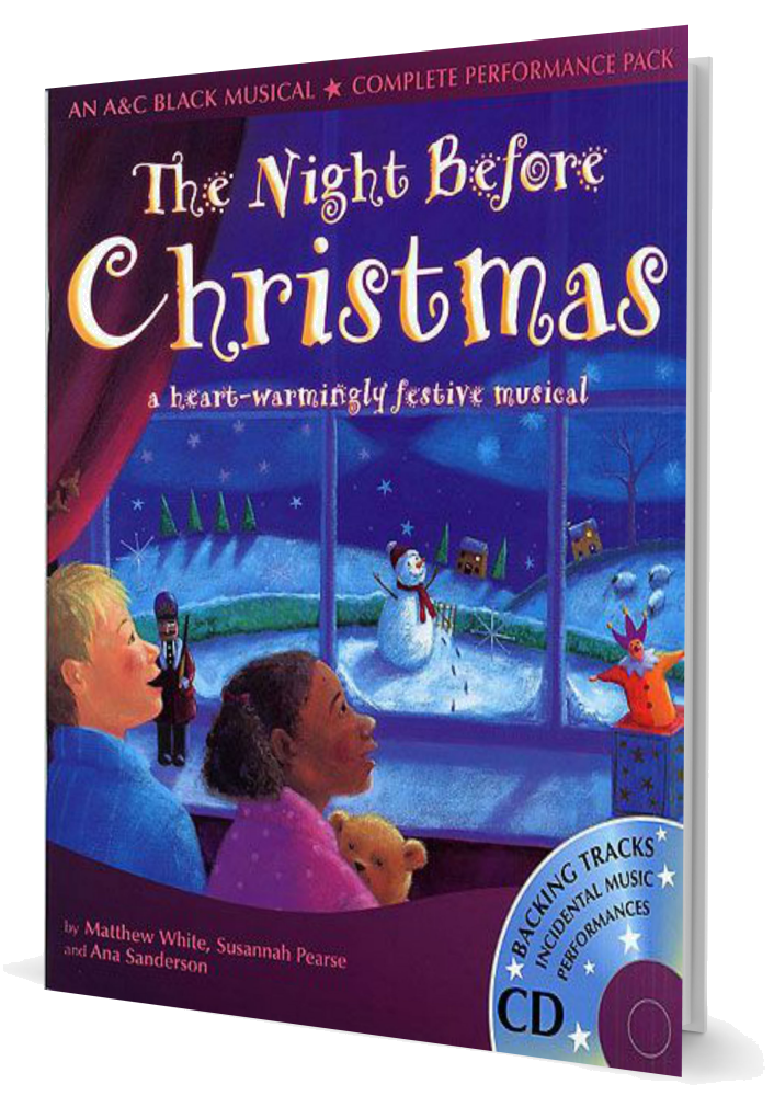 twas the night before christmas play script pdf