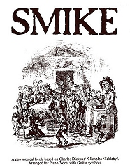 Smike - By Roger Holman and Simon May Cover