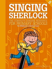 Singing Sherlock - Book 5 - Val Whitlock and Shirley Court
