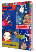 Bright Sparks (Booklet And CD Pack) - Steve Grocott Cover