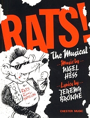 Rats! The Musical - By Nigel Hess