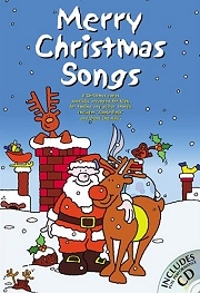 Merry Christmas Songs - Book and CD