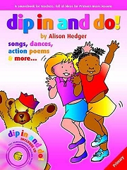 Dip In And Do! (Book/CD) - Alison Hedger