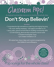 Classroom Pops! - Don't Stop Believin' Cover