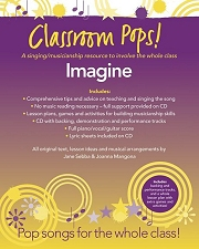 Classroom Pops! - Imagine Cover