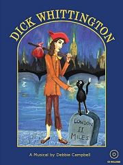 Dick Whittington - By Debbie Campbell Cover