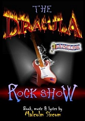 Dracula Rock Show (Junior Version) - By Malcolm Sircom Cover