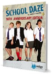 School Daze (10th Anniversary Edition) - By Andrew Oxspring Cover