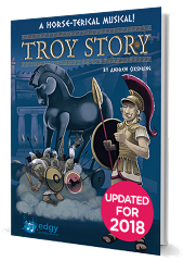 Troy Story - By Andrew Oxspring Cover