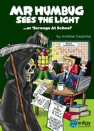 Mr Humbug Sees The Light - By Andrew Oxspring