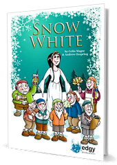 Snow White - By Colin Magee and Andrew Oxspring