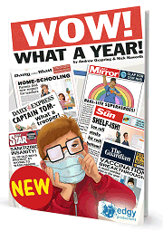 Wow! What A Year! - By Andrew Oxspring and Nick Haworth