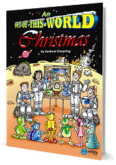 An Out-Of-This-World Christmas - By Andrew Oxspring