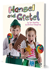 Hansel And Gretel - By Ian Faraday and Andrew Oxspring Cover