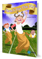 Reach For The Sky - By Andrew Oxspring Cover
