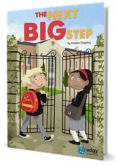 Next Big Step, The - By Andrew Oxspring Cover