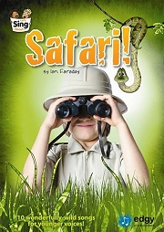 Let's Sing About Safari! - By Ian Faraday Cover