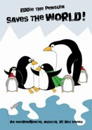 Eddie The Penguin Saves The World! - Niki Davies (Book and CD)