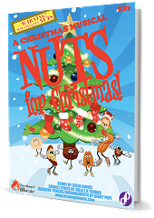 Nuts For Christmas! - By Colin Davies, Julia E K Thomas and Derry Pope