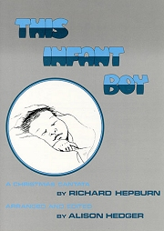 This Infant Boy - By Richard Hepburn