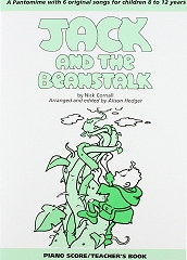 Jack And The Beanstalk - By Nick Cornall