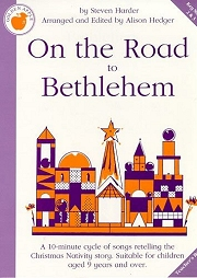 On The Road To Bethlehem - By Steven Harder