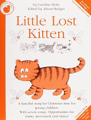 Little Lost Kitten - By Caroline Hoile Cover
