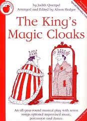King's Magic Cloaks, The - By Judith Queripel