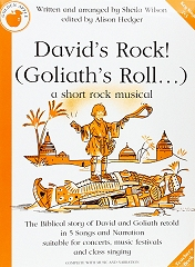 David's Rock! (Goliath's Roll…) - Sheila Wilson