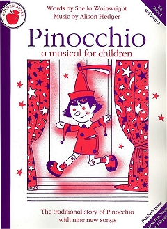 Pinocchio - By Alison Hedger Cover