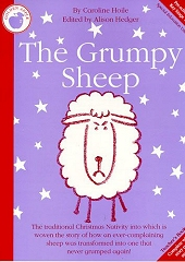 Grumpy Sheep, The - By Caroline Hoile Cover