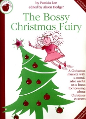 Bossy Christmas Fairy, The - By Patricia Lee