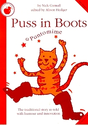 Puss In Boots - By Nick Cornall Cover
