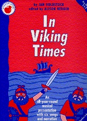 In Viking Times - By Jan Holdstock Cover